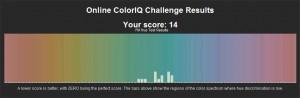 Online Color IQ Test
